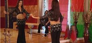 "Do ""the chest circle"" Egyptian belly dance move"