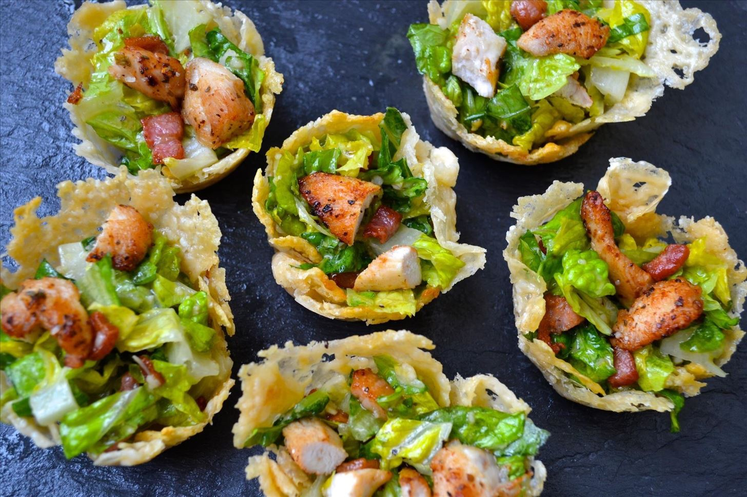 These 7 Amazing Forkless Salads Are Perfect for Your Next Party