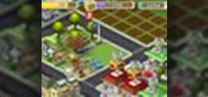 Increase your coins in the new Facebook game CityVille without cheating