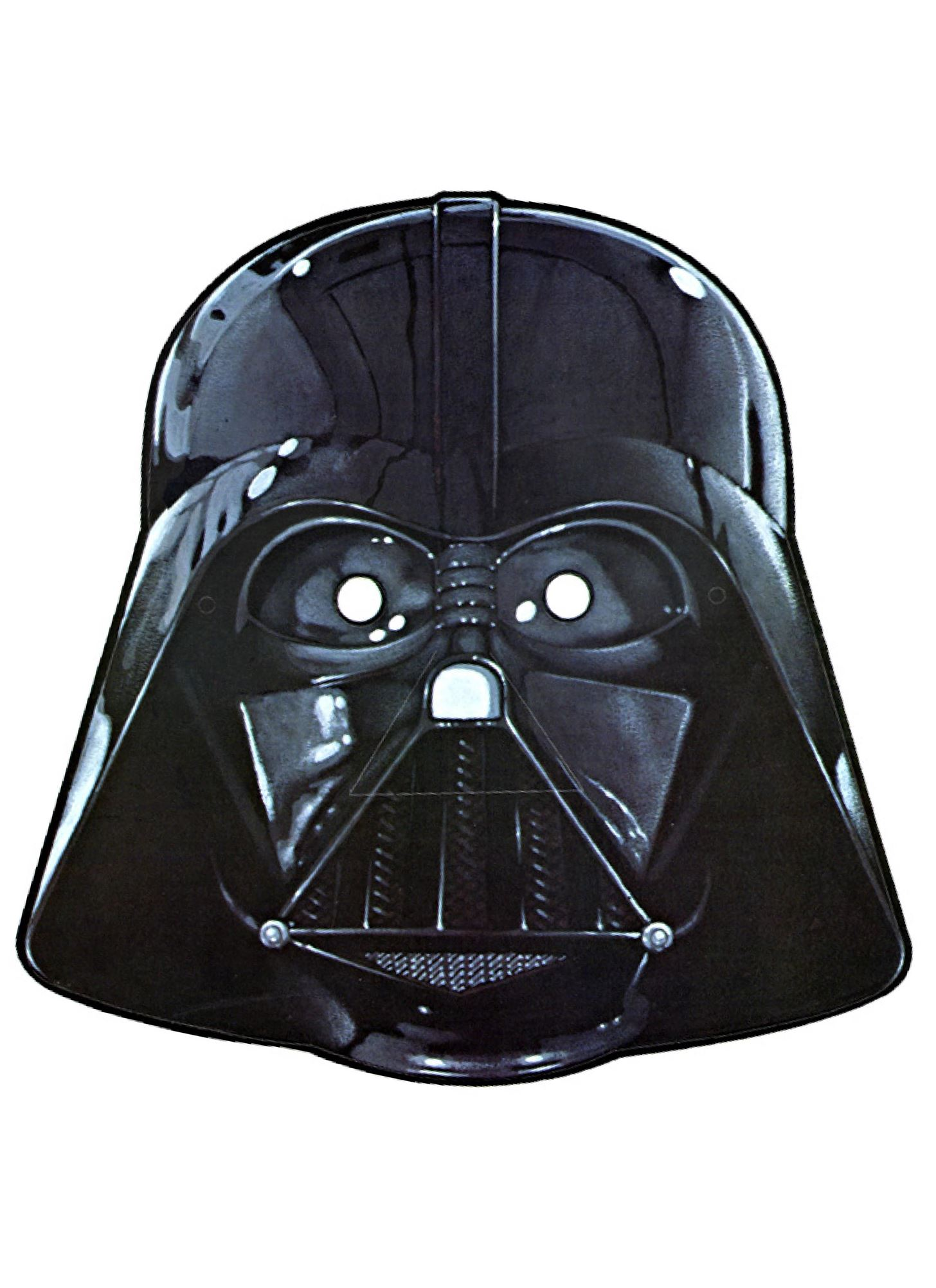 photograph regarding Printable Star Wars Mask named Final-Moment Halloween Quickie: 100+ Free of charge Printable Masks