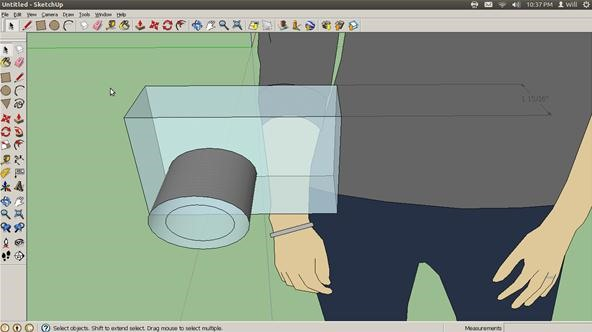 How To Create Practically Anything Part 2 3d Models In Sketchup