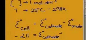 Understand chemical change in chemistry
