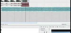 Add additional audio tracks in Sony Vegas 7