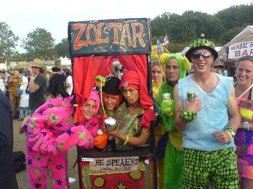 5 Meticulously Crazy DIY Halloween Costumes