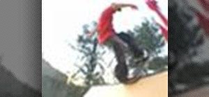 Nose blunt on a skateboard with Rob Dyrdek