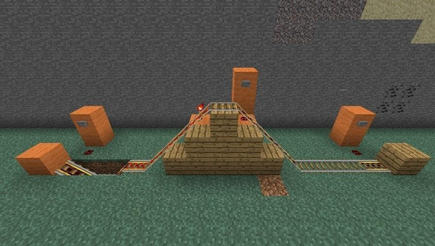 3 Minecart Station Designs to Get Your Minecraft Railway Rolling