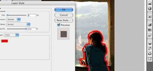 Simulate a hand trace drawing in Photoshop