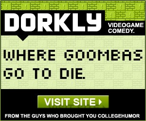 Dorkly, CollegeHumor's Gaming Site