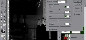 Create perfect black & white images in Photoshop