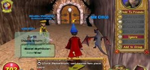 Get to Nightside without beating streets in Wizard101