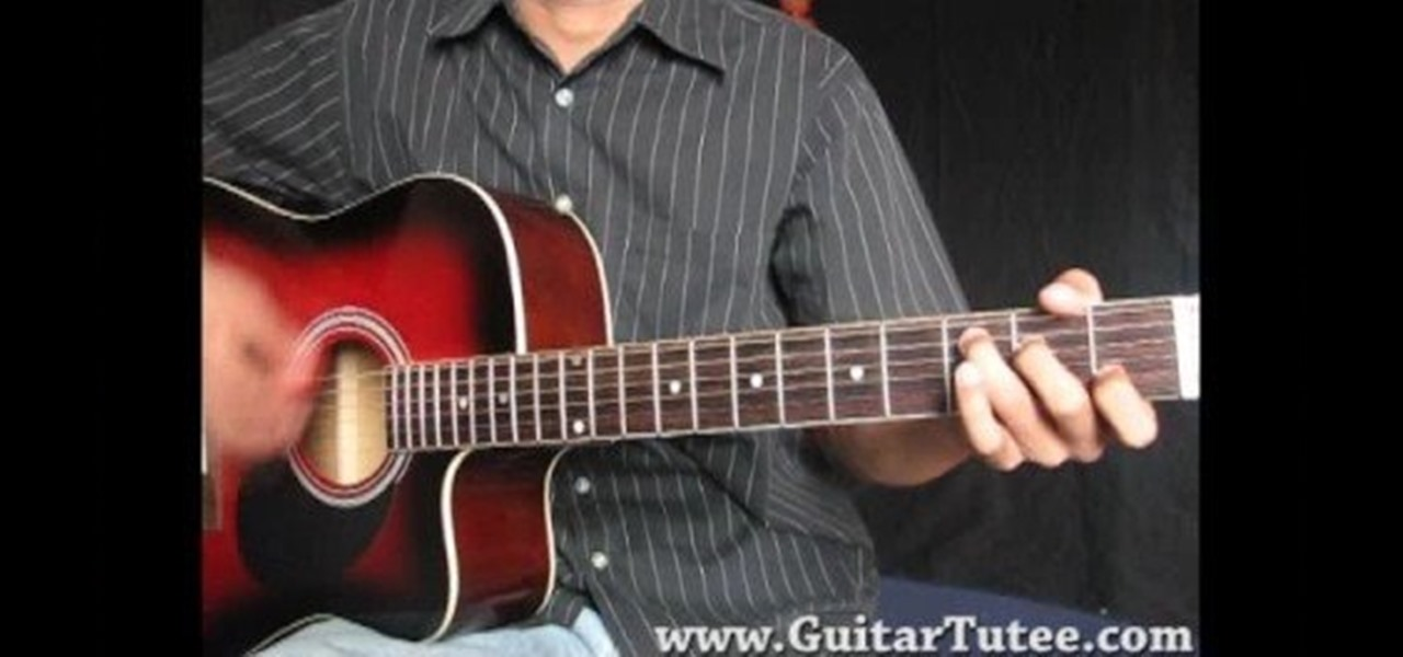 How To Play Light On By David Cook On Guitar Acoustic Guitar