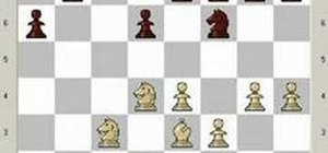 Play the Najdorf chess opening move