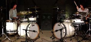 Dueling Drums Cover Lady Gaga - Telephone