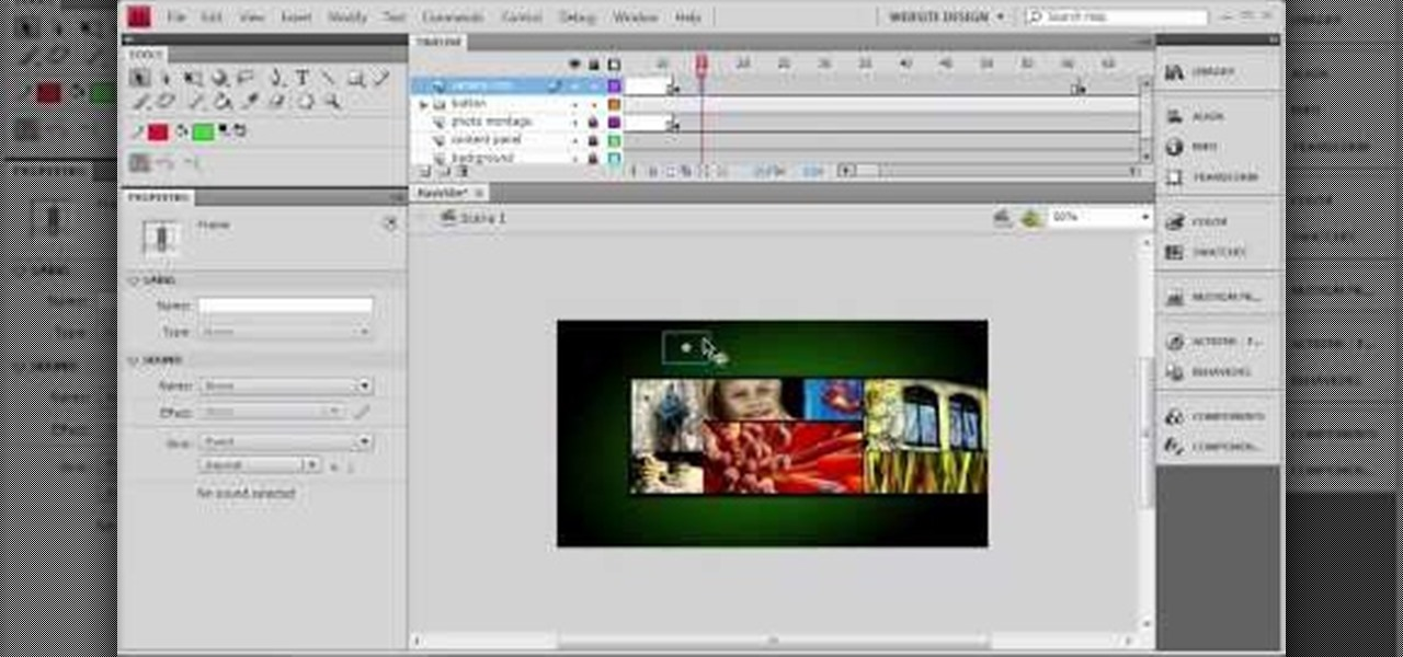 How to Use motion tweens in Flash CS4 « Adobe Flash