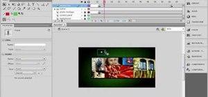 Use motion tweens in Flash CS4