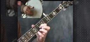 Perform transitions when playing banjo