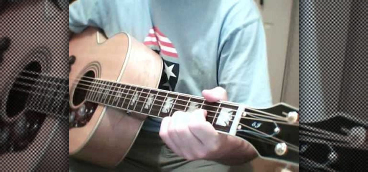Learn how to play oasis wonderwall