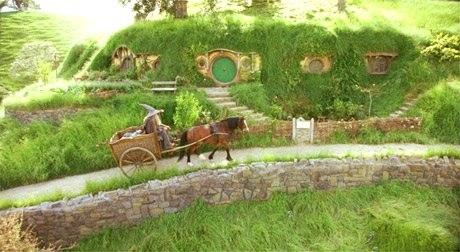Bilbo Baggins House Plans