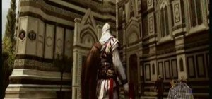 Get the High Dive achievement in Assassin's Creed 2