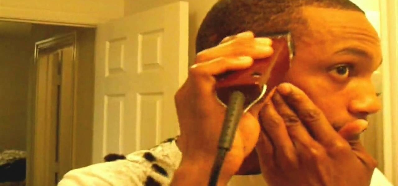Style Your Own Hair: How To Cut Your Own Hair For African American Men
