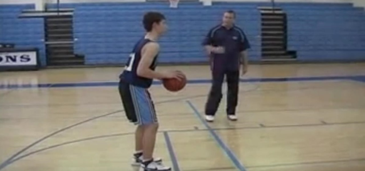 Coach Young Basketball Players to Shoot Free Throws