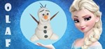 How to Make Olaf the Snowman from Play-Doh