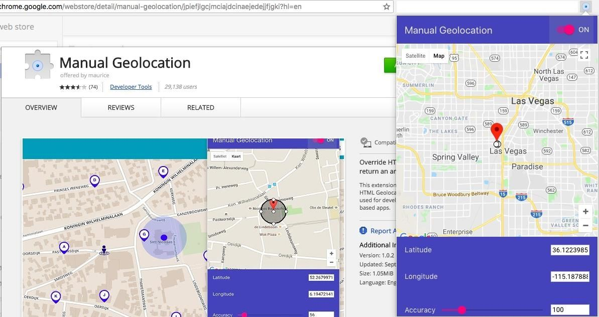 How to Track Down a Tinder Profile with Location Spoofing on Google