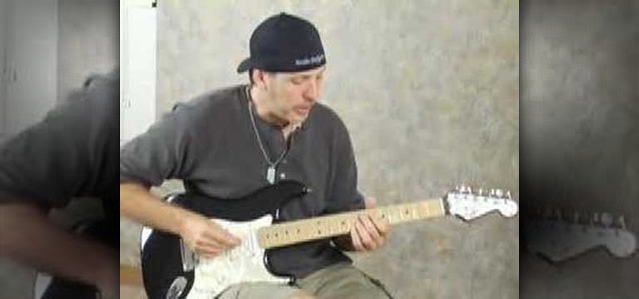 how to play guitar like jimi hendrix