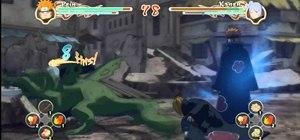 Unlock Lars and Minato in Naruto Shippuden: Ultimate Ninja Storm 2