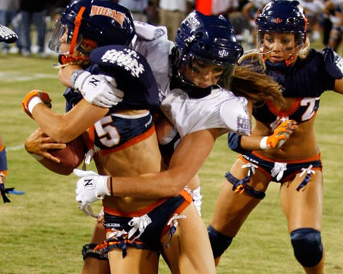 Oklahoma City Mayor Bans Lingerie Football