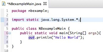 java lang string write: