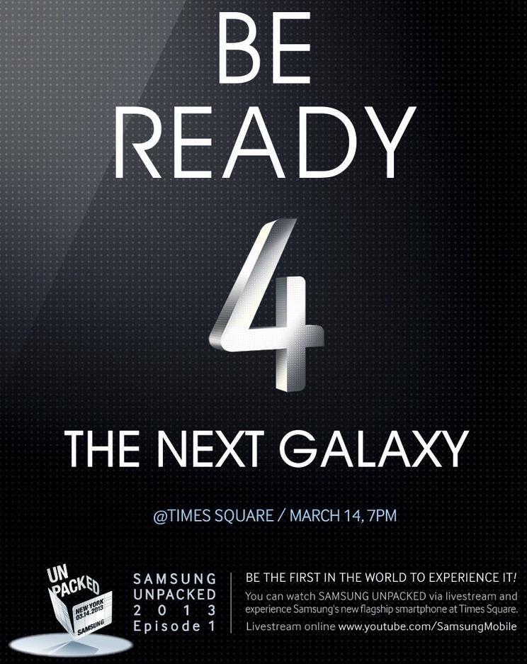 The Samsung Galaxy S4 Rumor Roundup (Live Updates)