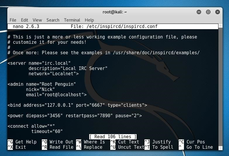 How to Host a Deep Web IRC Server for More Anonymous