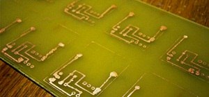 How to Etch Your Own Circuit Boards Using a Laser Printer