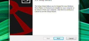 Install Windows Movie Maker on Windows 7
