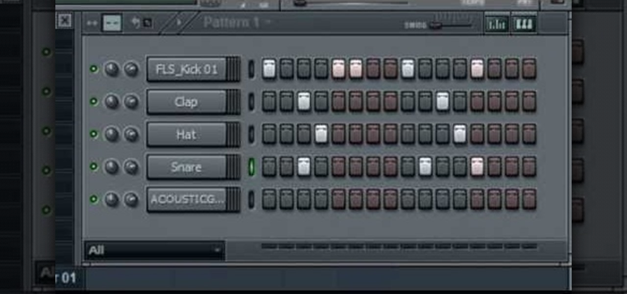 How to Make a basic beat in FL Studio 9 « FL Studio