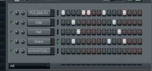 Make a basic beat in FL Studio 9