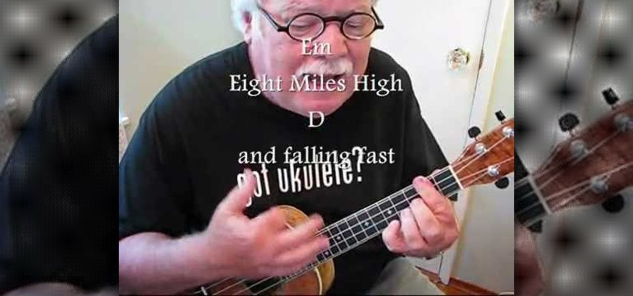 How To Play American Pie By Don Mclean On The Ukulele Ukulele