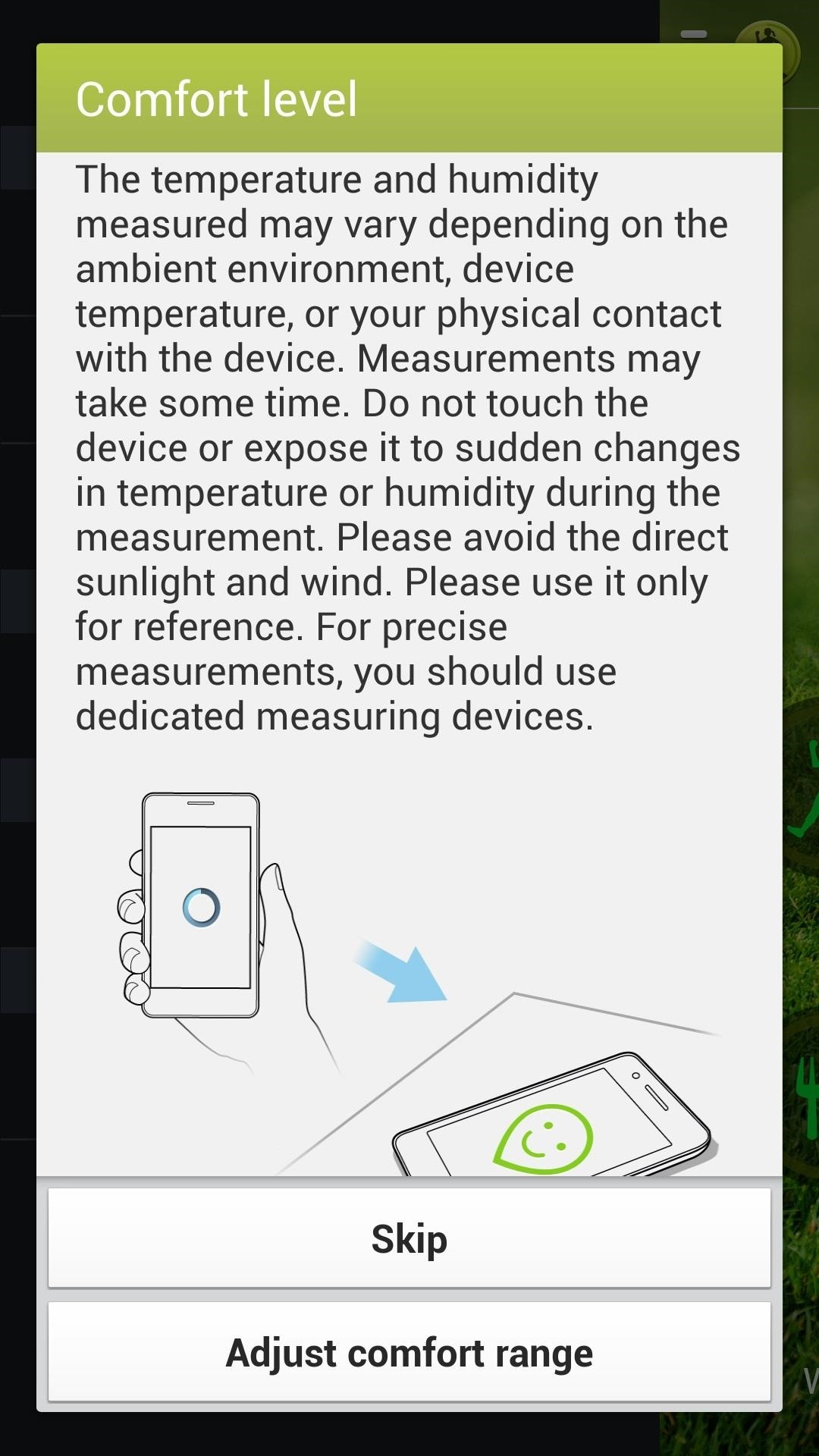 How to Turn Your Samsung Galaxy S4 into a Personal Ambient Weather Station