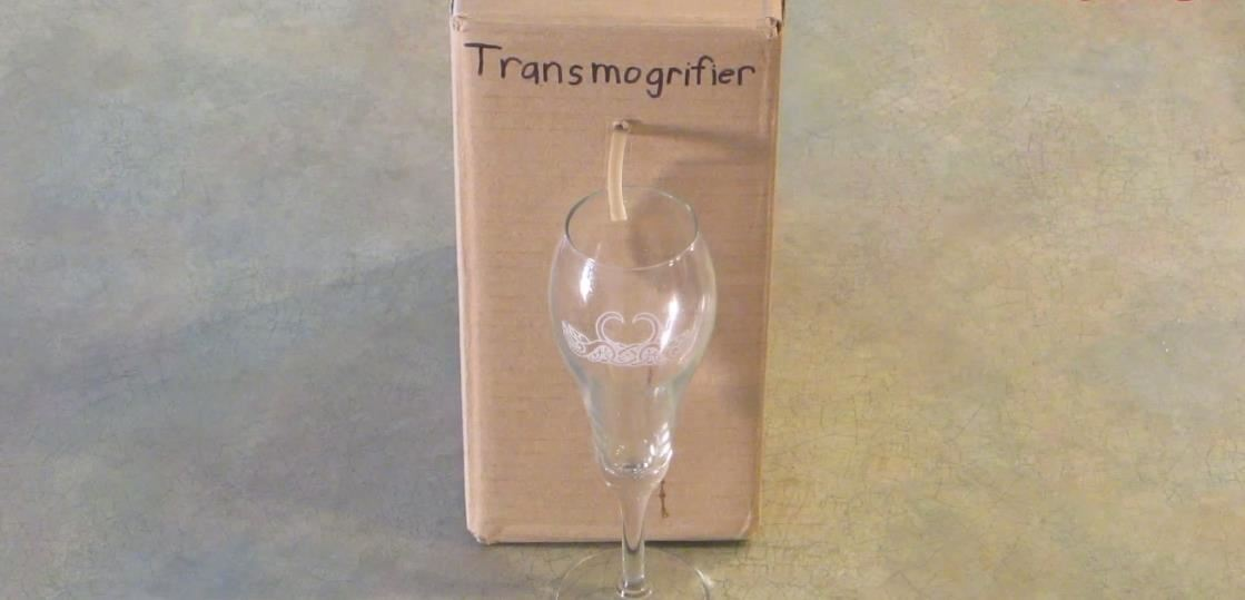 Jesus Miracles Explained: This DIY Transmogrifier Lets You Turn Water into Wine