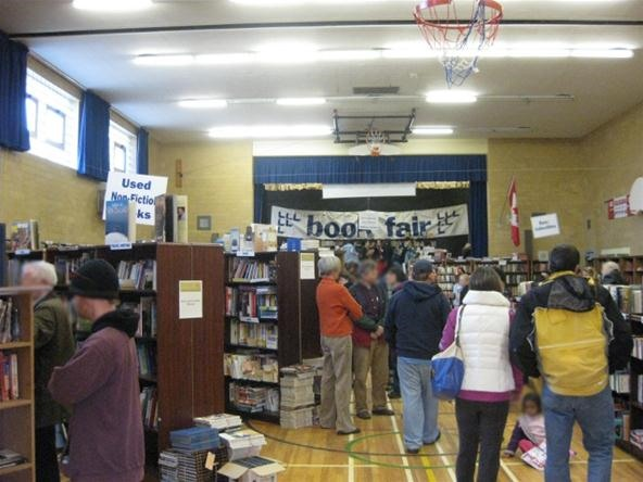 Rockcliffe Park Book Fair