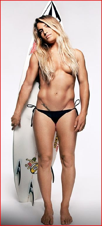 Who Says Girls Can't Thrash? Claire Bevilacqua Has Surfer Dudes Drooling