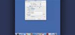 Perform the initial setup of your Mac Mini server