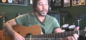Play various harmonics on the guitar