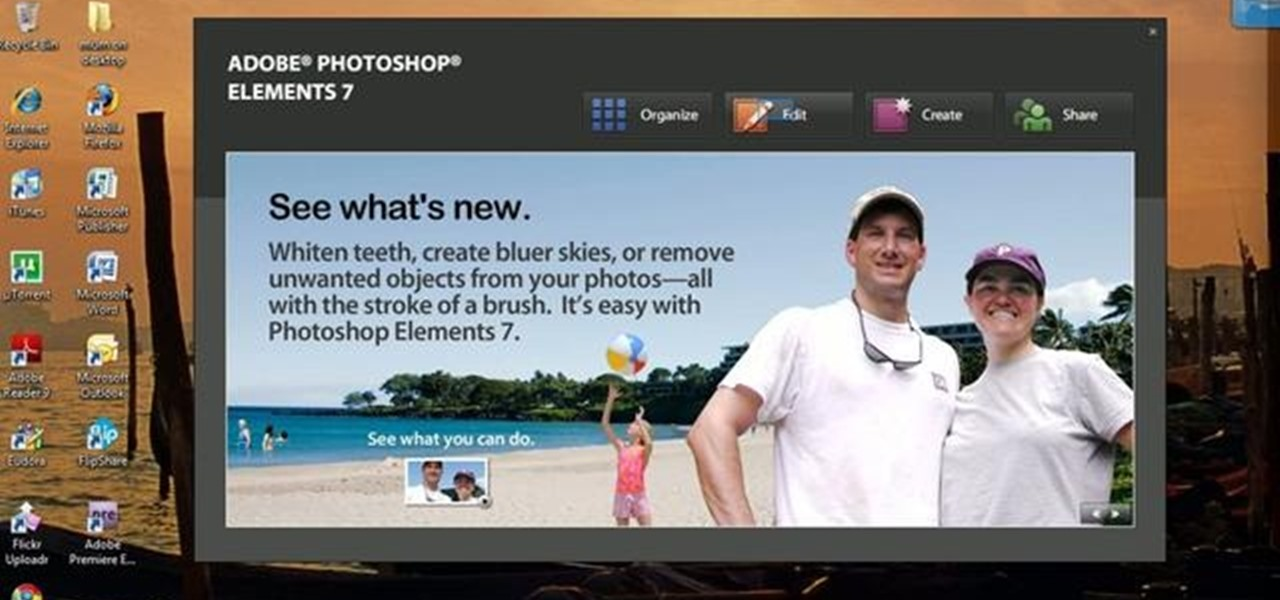 How To Use The Magic Extractor Tool To Extract An Image In Photoshop