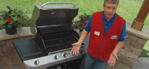 Maintain an outdoor gas grill with Lowe's