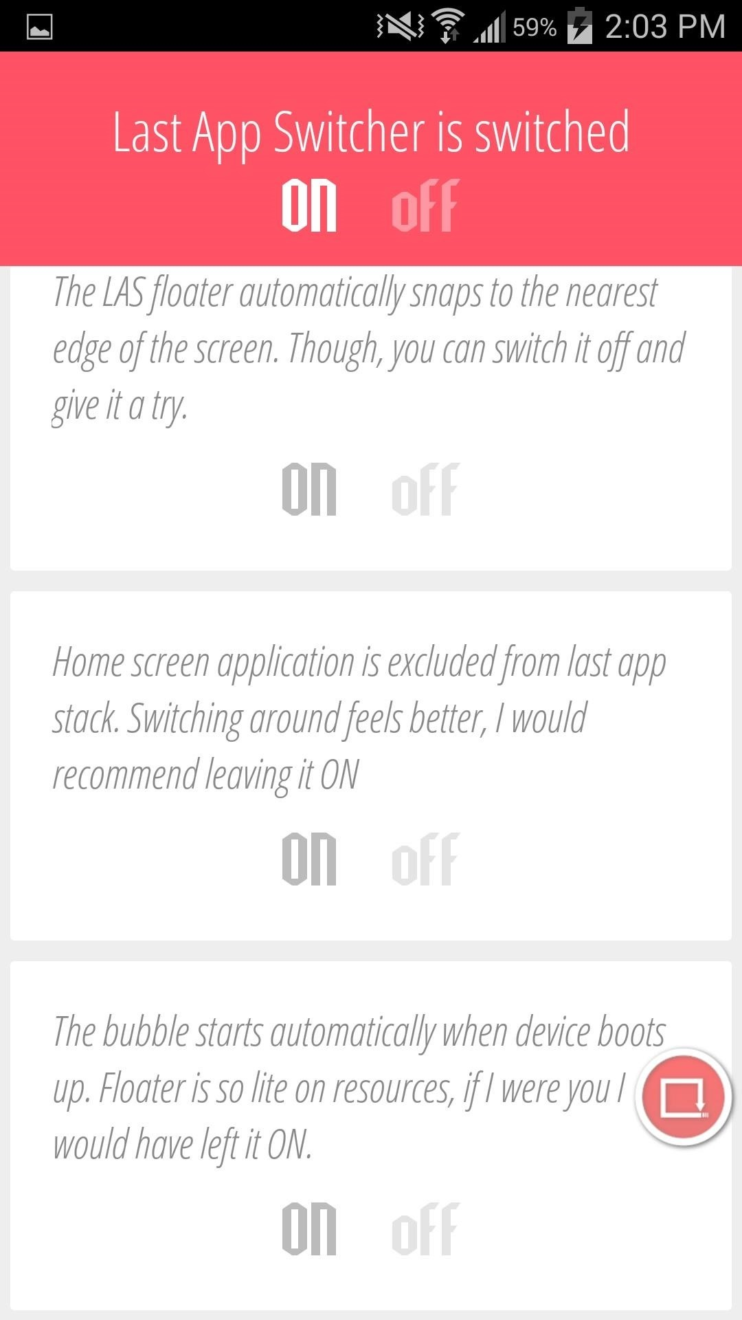 """Switch Between Your Two Most Recent Apps Faster with a TV-Style """"Return"""" Button for Android"""