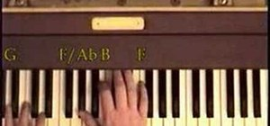 "Play ""Michelle"" by the Beatles on piano"