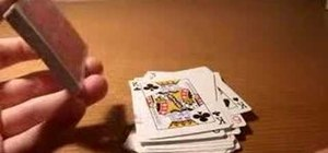 Hustle your friends with card tricks