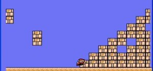 Clip through block in Super Mario Bros. 3 for a TAS